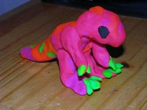 Play-Doh Dino