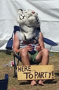Green Park Party Animal