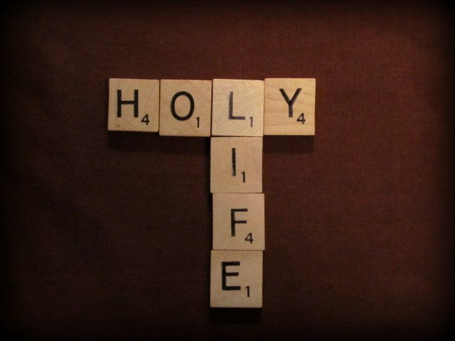 Be Holy