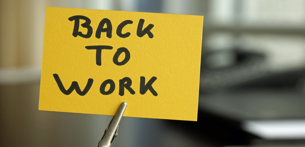 Project Gratitude – Back to theGrind