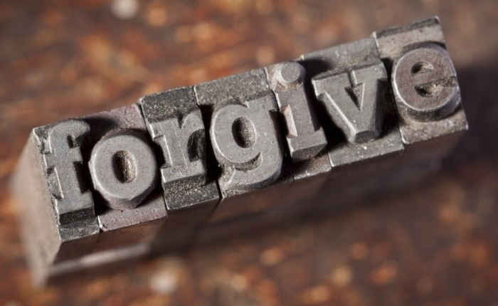 Living Out Forgiveness