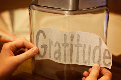 Project Gratitude – A JarringExperience