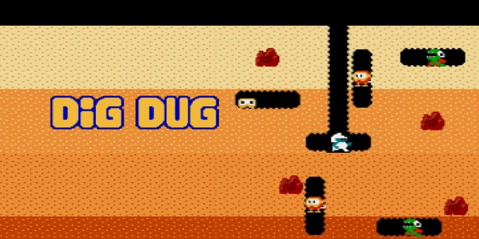 Financial Dig Dug