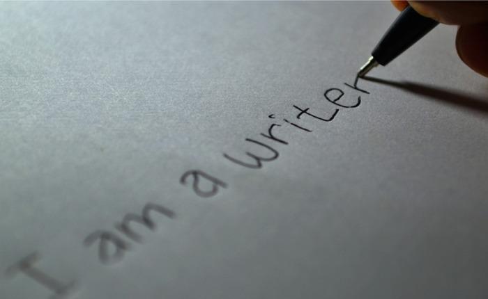 Writing Bug